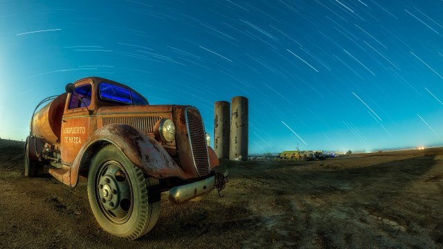 How to use an intervalometer for night photography