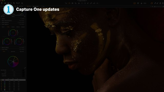 Capture One previews next update, including a new healing tool