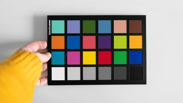 Datacolor new kit Spyder Checkr