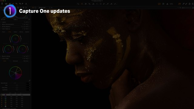 First look: Capture One update brings new pro features, dedicated Nikon version