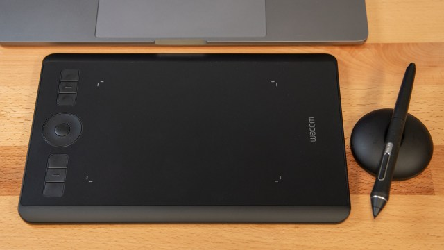 Wacom Intuos Pro tablet review: A great accessory for photo editing
