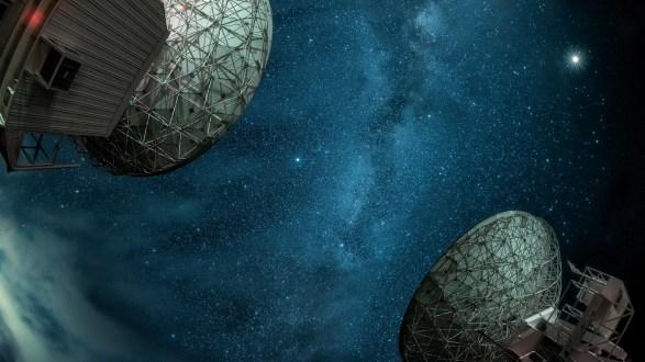 How I got the photo: Owens Valley Radio Telescope Milky Way
