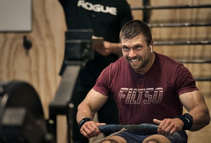 Alex Caron CrossFit athlete
