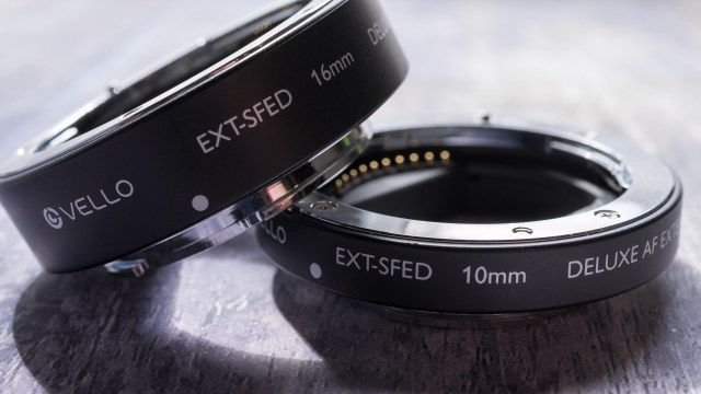 Extension tubes: The good, the bad & the ugly