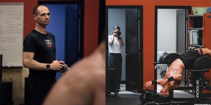 Sony Alpha photographers face-off