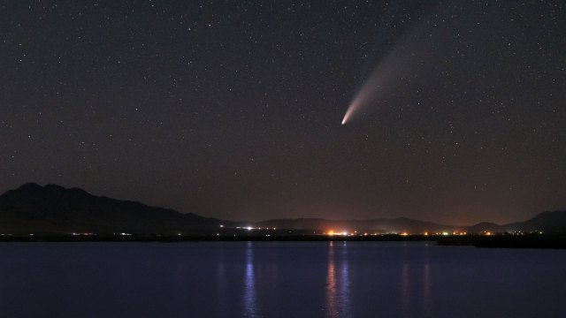 Seven tips to help you photograph the NEOWISE comet