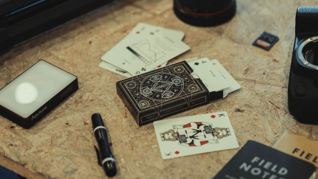 Learn photography and beat your friends at your next card game