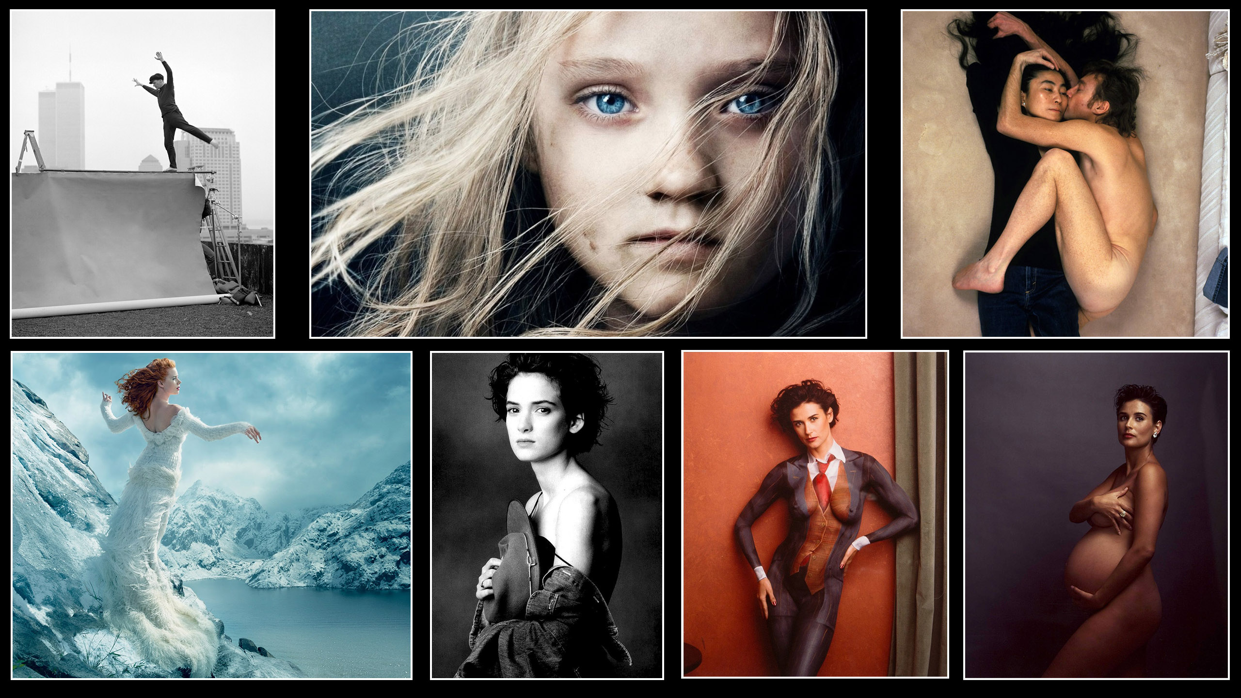 On Photography: Annie Leibovitz, 1949-present