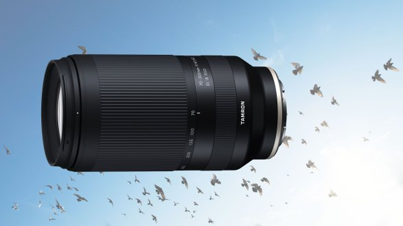 Tamron announces upcoming 70-300mm for Sony