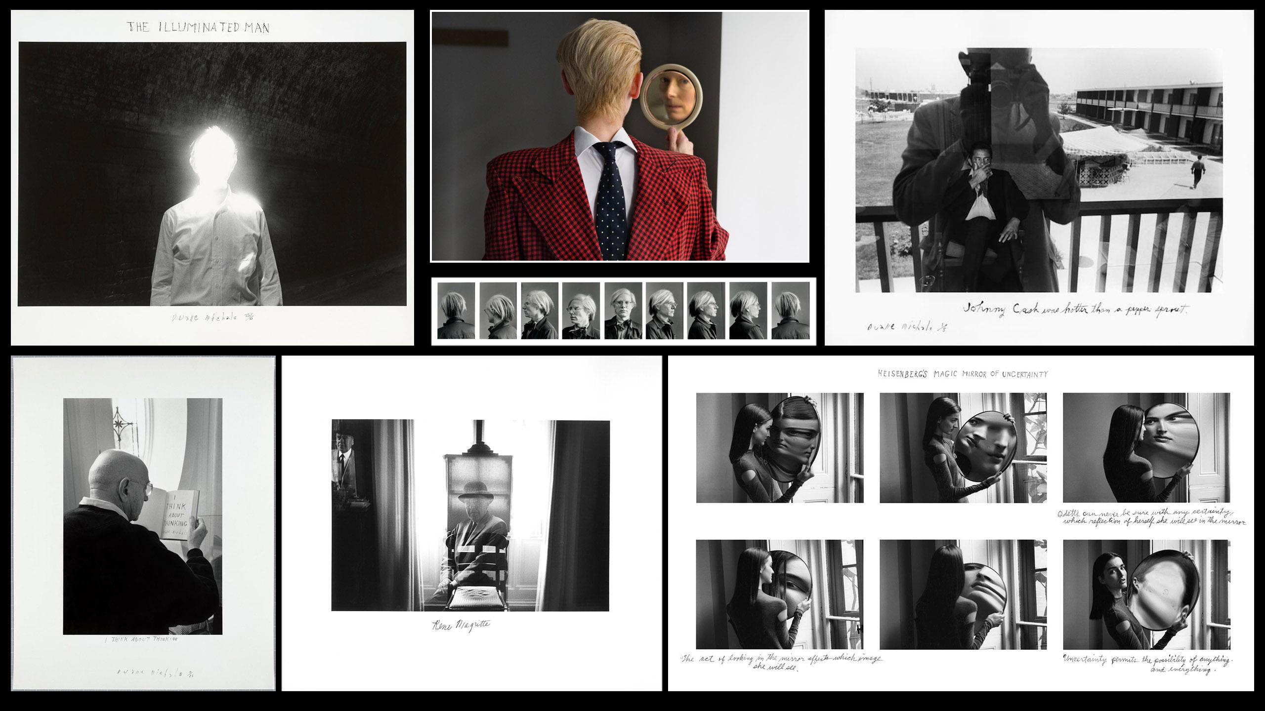 On Photography: Duane Michals, 1932-present