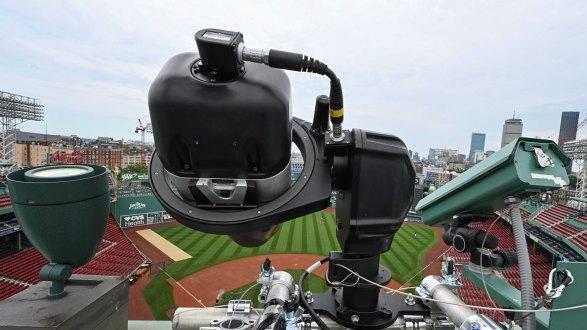 Red Sox hit a home run with Nikon Robotics