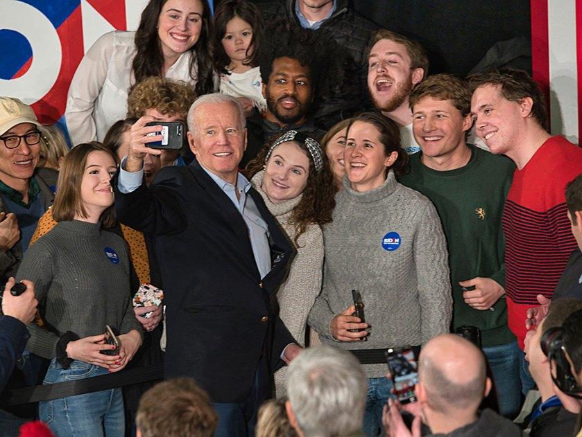 Rick Friedman Joe Biden