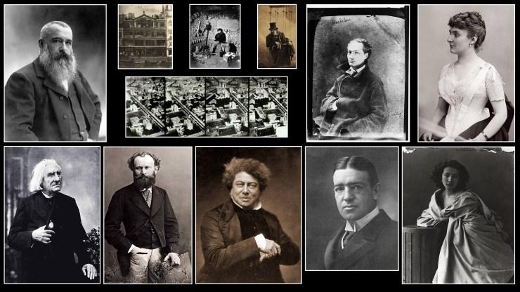 On Photography: Félix Nadar, 1820-1910