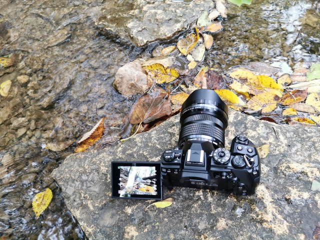 Olympus Live ND