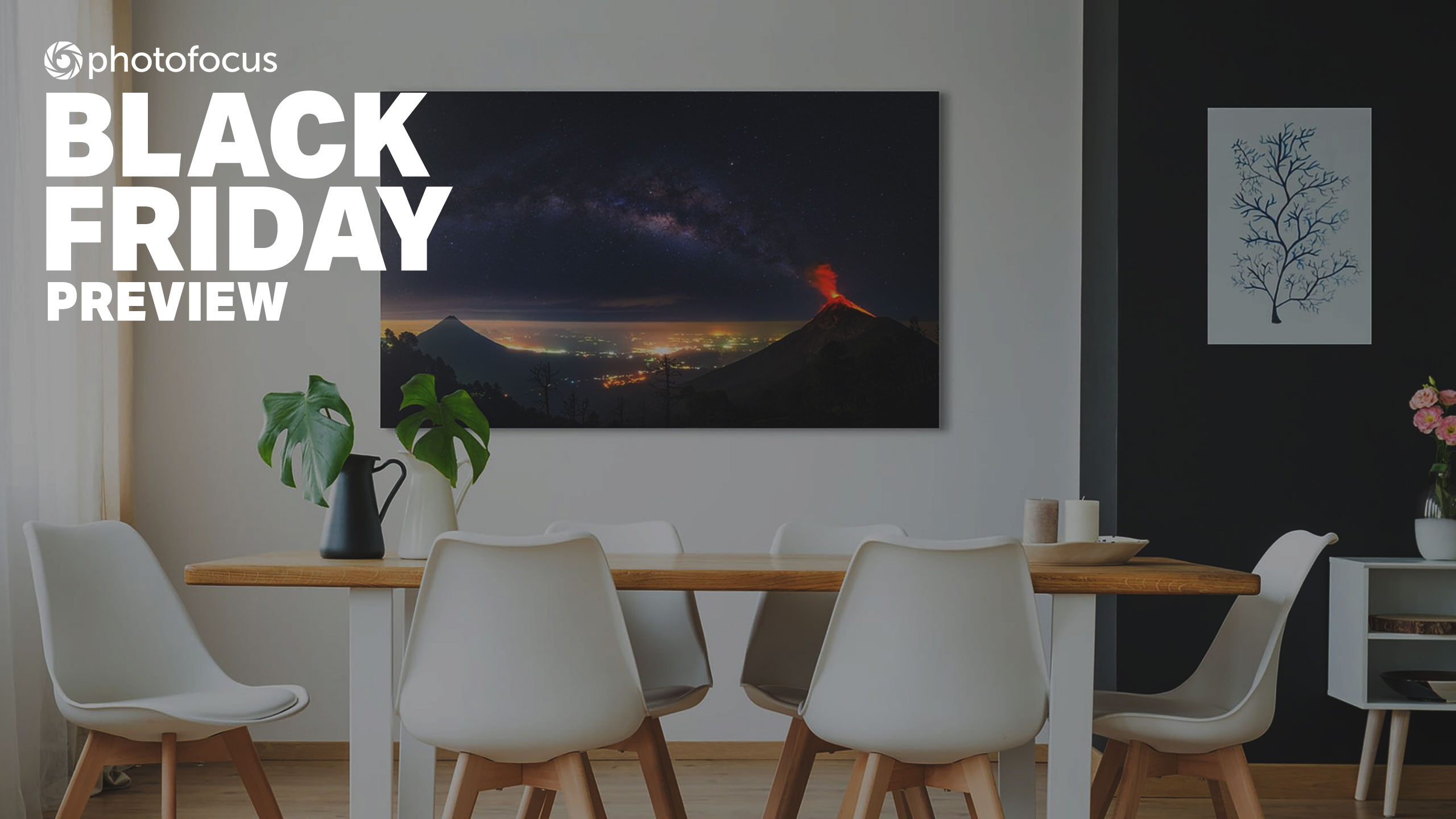 Xpozer launches early Black Friday specials on prints and frames