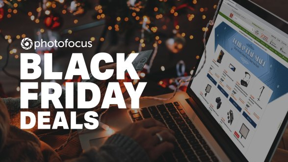 Save on camera accessories for Black Friday from B&H