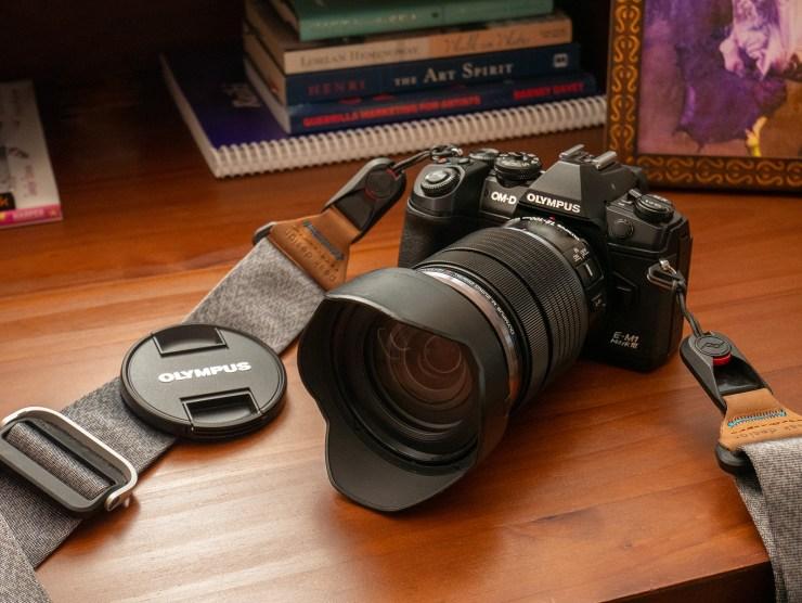 small sensor cameras
