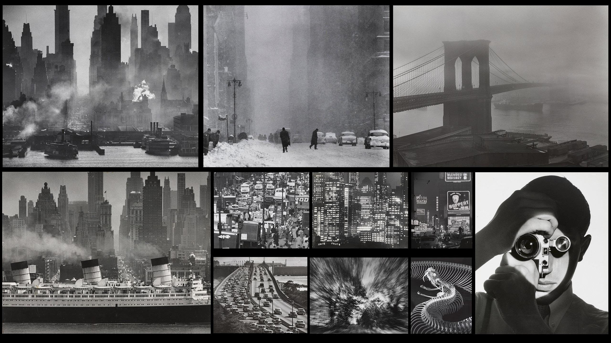 On Photography: Andreas Feininger, 1906-1999