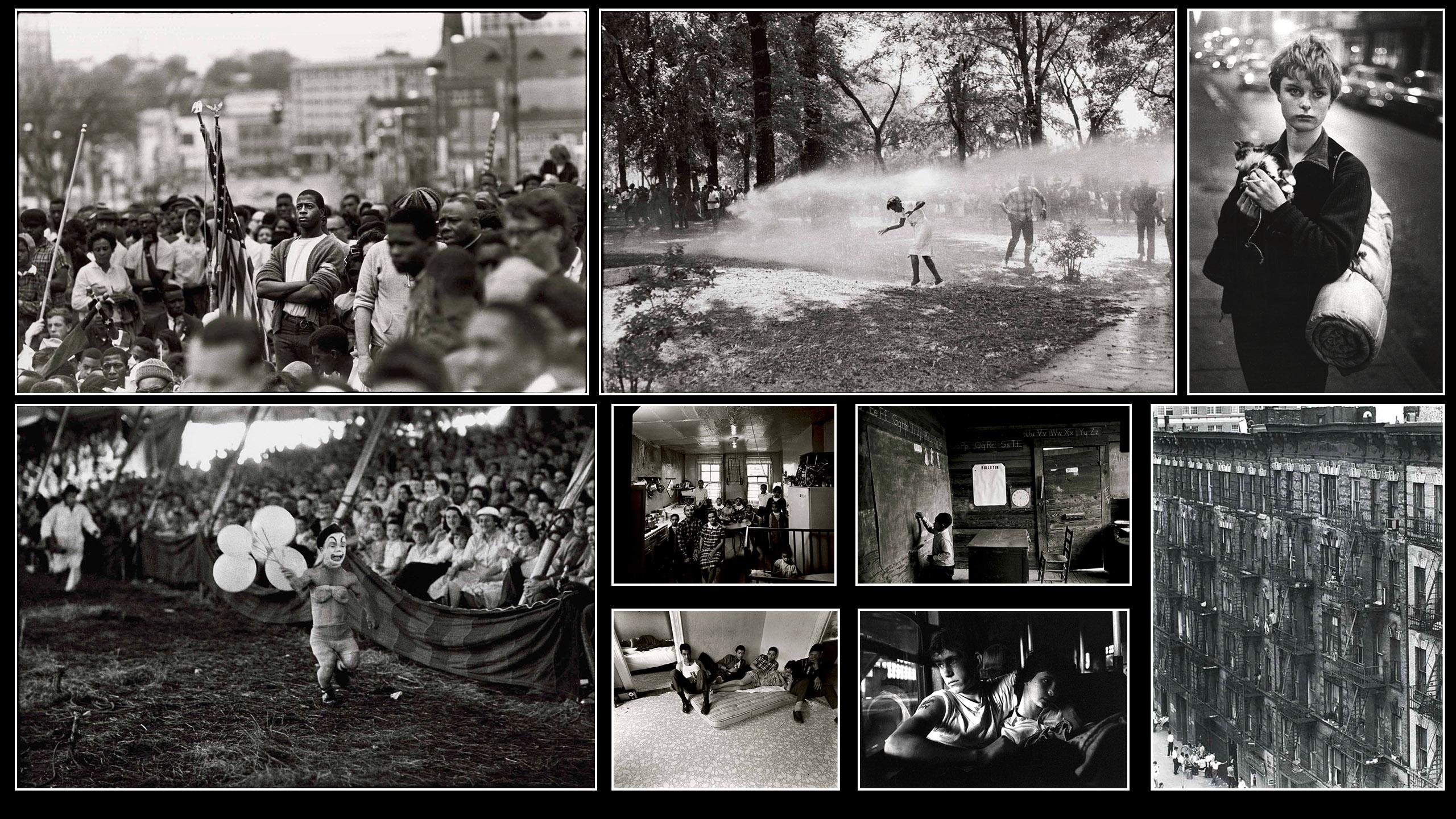 On Photography: Bruce Davidson, 1933-present