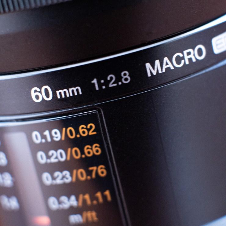 60mm olympus macro lens