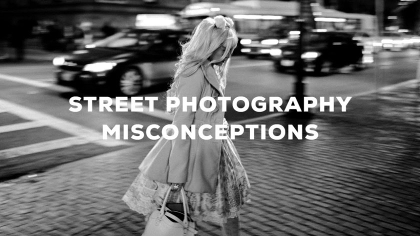 Street Photography Misconceptions (People, Gear, & Legal Rights) - youtube