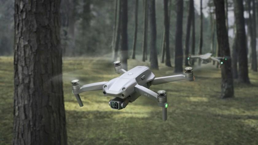 DJI Air 2S brings obstacle sensors, 20-megapixel photos and 5.4K video