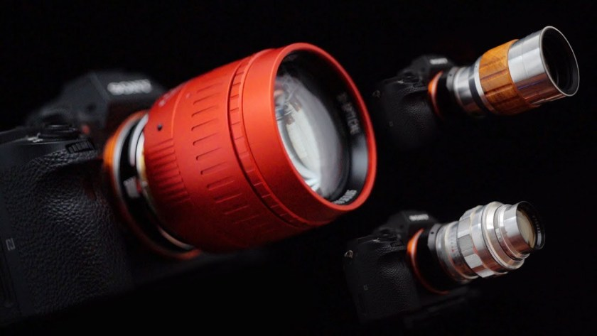 Five weird lenses to adapt to digital cameras today