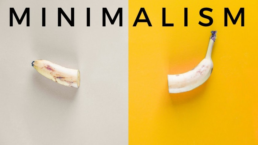 How to use minimalism for creative food photography