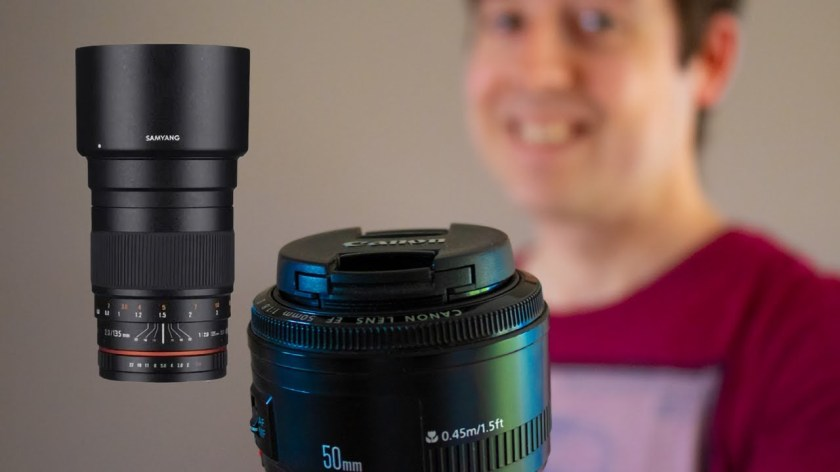 The 2 BEST Lenses for Astrophotography? - youtube