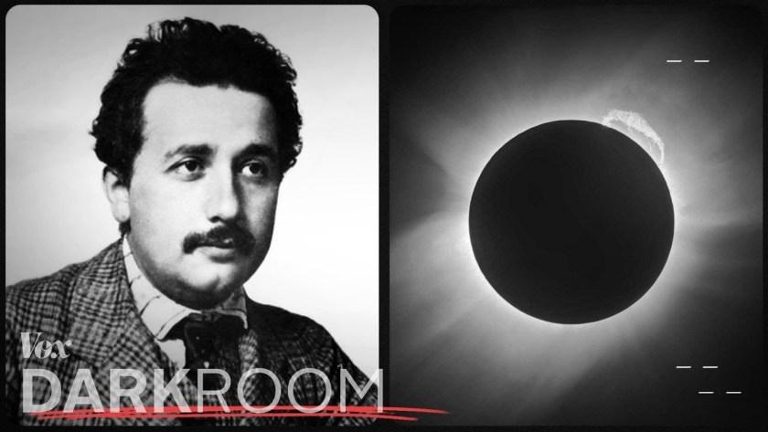 The eclipse photo that made Albert Einstein rise to stardom
