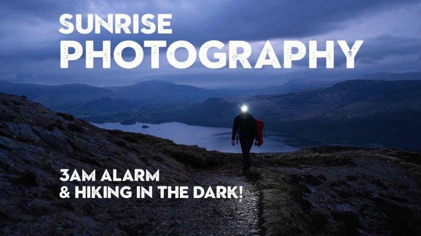 THIS is WHY YOU should GET UP at 3AM for LANDSCAPE PHOTOGRAPHY - youtube