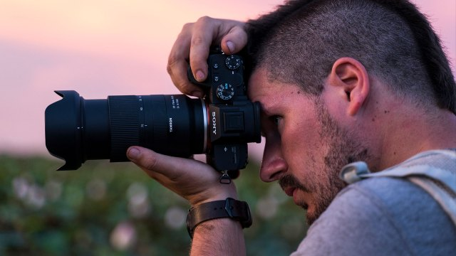 Get Father's Day savings on Tamron mirrorless lenses