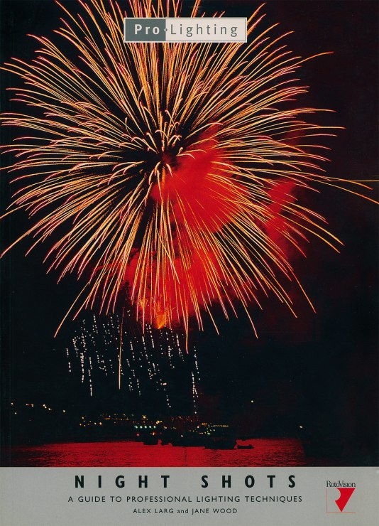 pro lighting series fireworks photo