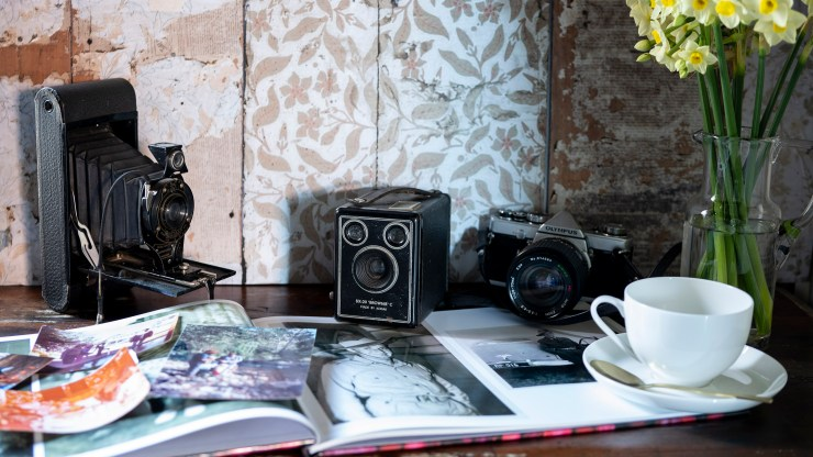 Cherish your family memories with a photo book