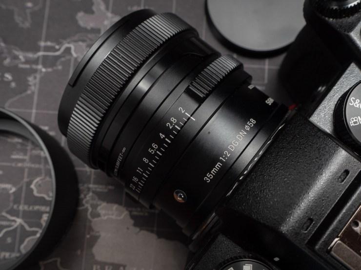 Sigma 35mm f2