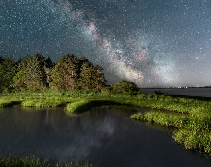 Milky Way, Pentax, Astrotracer, stars