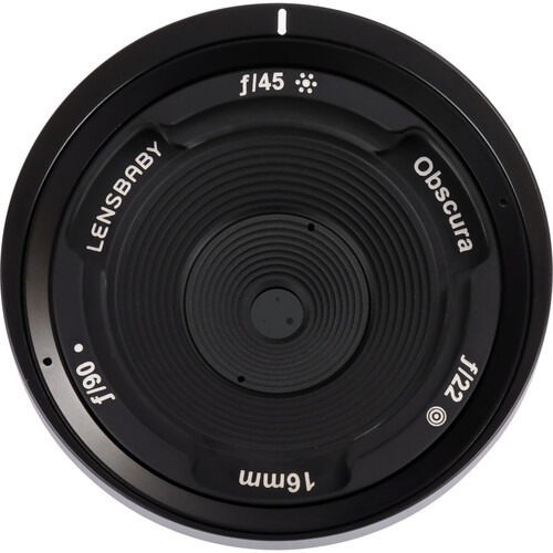lensbaby obscura 16mm