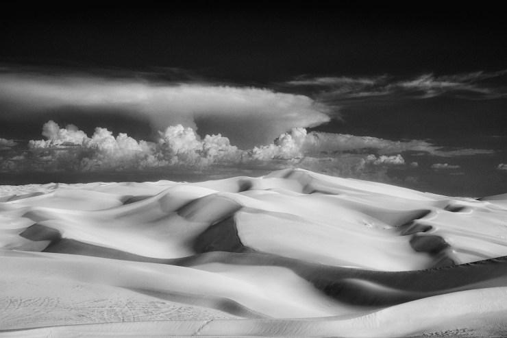 dunes infrared photo lifepixel conversion