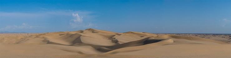 desert dunes photography panorama