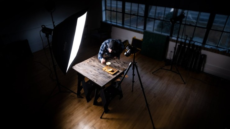 Create Your Own EPIC Food Photography Backdrops - youtube