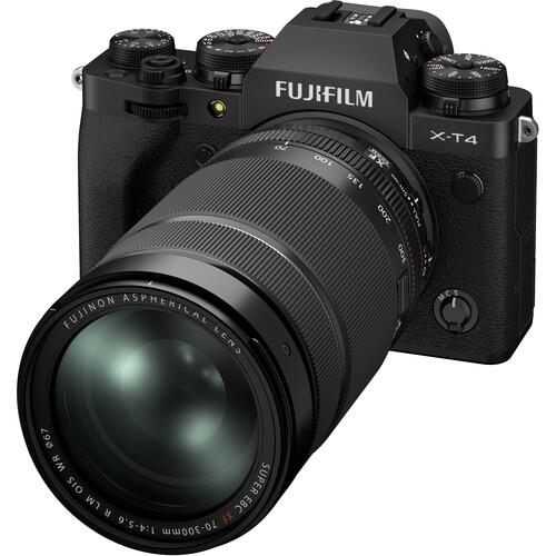 telephoto zooms - Fujifilm