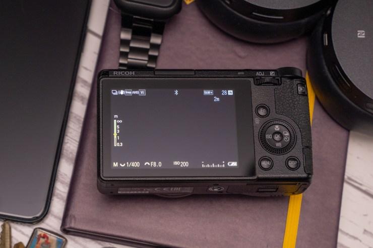Ricoh GR III - Snap Focus