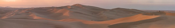 sunrise desert dunes photography