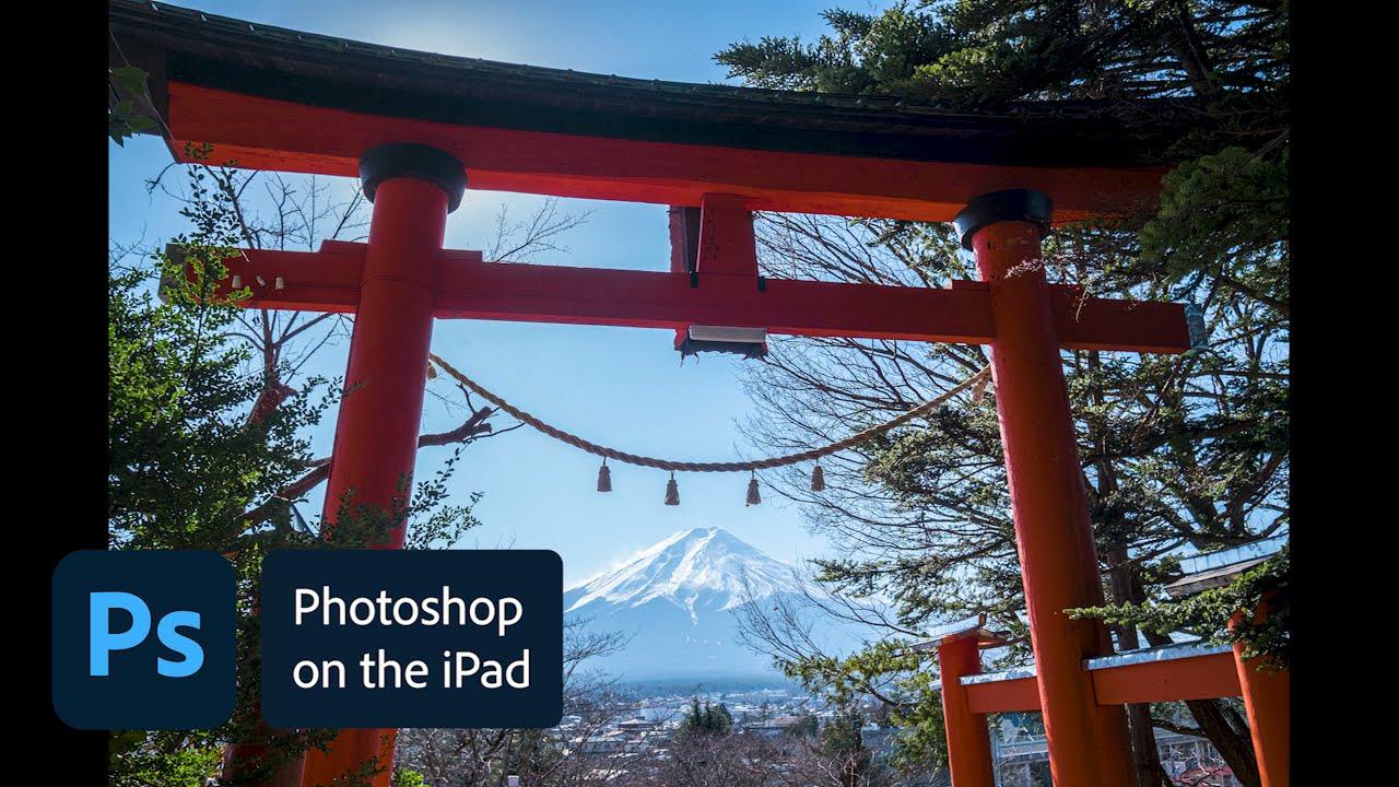 Adobe Camera Raw to come to the iPad