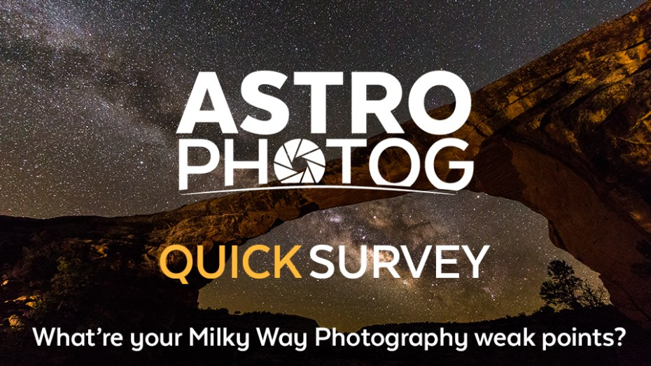 Weak Points in Milky Way Photography Surver