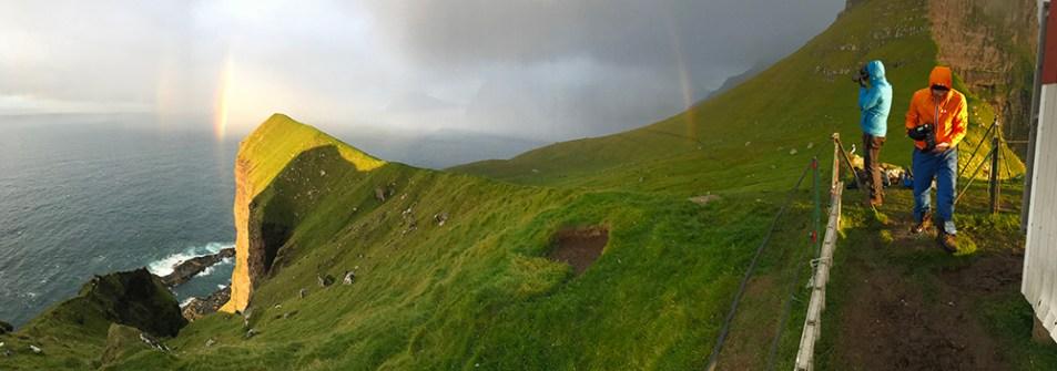 Faroe Islands Rainbows