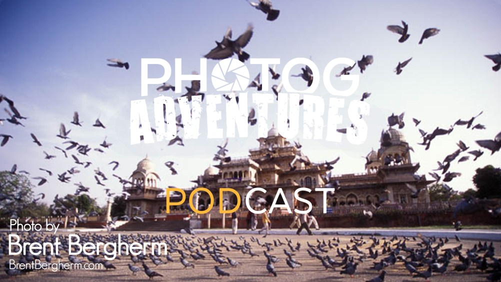 PODCAST 98 : Brent Bergherm | Owning a rental business, Travel Photography in Croatia & Photo Stories