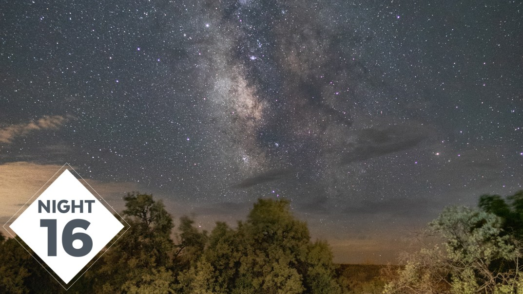 Night 16 #TheGreatMilkyWayChase Vlog: Cloudy Milky Way Photography out at Dry Pond