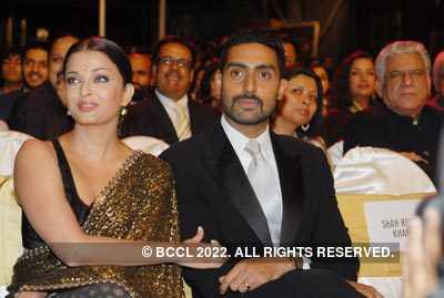 Image result for abhishek and aishwarya filmfare