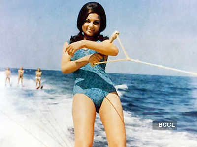 Image result for sharmila tagore an evening in paris